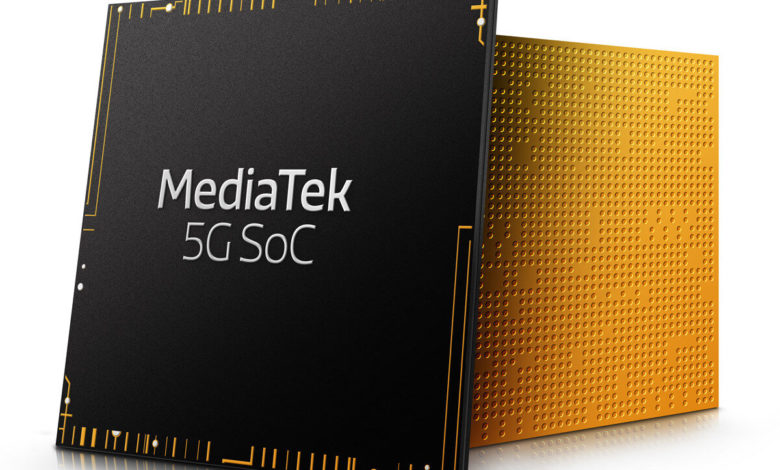 Mediatek 5G SoC CPU