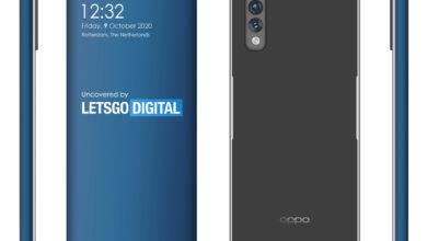 Oppo Find X3 Concept