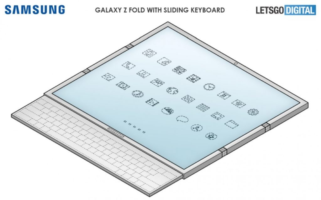 Samsung Display Rollable Foldable