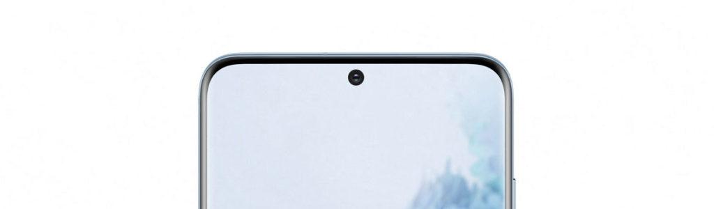 Samsung Galaxy S20 Blau