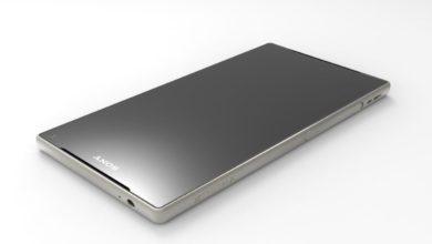 Sony Xperia Compact Linie 5,5 Zoll