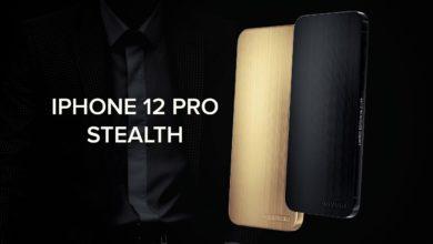 Caviar Apple iPhone 12 Pro Stealth