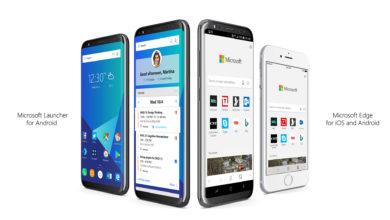 Microsoft Edge Android iOS