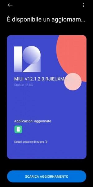 Xiaomi Mi 10 Lite Android 11