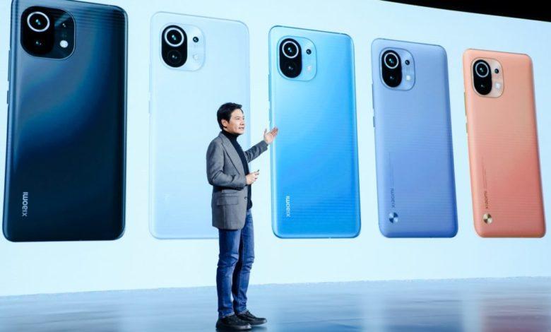 Xiaomi Mi 11 Praesentation