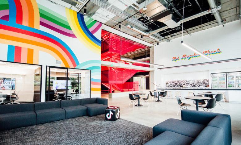 TikTok Office Los Angeles